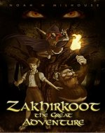 Zakhirkoot: The Great Adventure - Book Cover