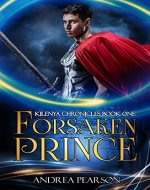 Forsaken Prince - Book Cover