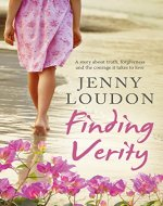 Finding Verity - Book Cover