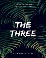 The Three: American Short Stories By Nick Forest Cise - Book Cover