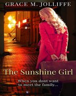 The Sunshine Girl: A heartwarming, nostalgic and funny family saga (The Liverpool Series) - Book Cover