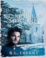 The St. Nicholas Murders: A Father Bruce Mystery (The Father Robert Bruce Mysteries) - Book Cover