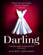 Darling: The most shocking psychological thriller you will read this year - Book Cover