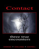 Contact, Three True Encounters - Book Cover