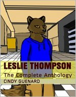 Leslie Thompson: The Complete Anthology - Book Cover