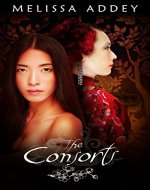 The Consorts (Forbidden City Book 1) - Book Cover