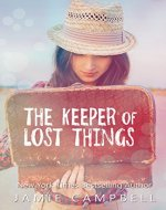 The Keeper of Lost Things (The Keeper Series Book 1) - Book Cover