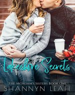 Lakeshore Secrets (The McAdams Sisters: A Small-Town Romance Book 1) - Book Cover