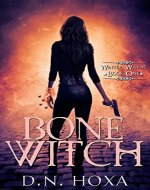 Bone Witch (Winter Wayne Book 1) - Book Cover