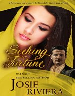 Seeking Fortune: A Regency Inspirational Romance: (Seeking Series Book 1) - Book Cover