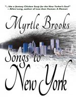 Songs to New York - Book Cover
