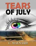 Tears Of July - Book Cover