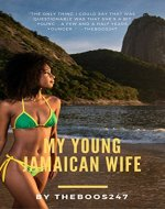 My Young Jamaican Wife - Book Cover