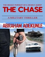 The Chase: A Military Crime Thriller (A Hunt Series Book 2) - Book Cover