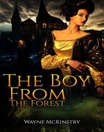 The Boy From The forest - Book Cover