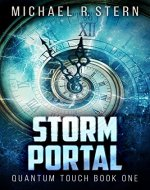 Storm Portal (Quantum Touch Book 1) - Book Cover