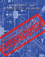 Modern Air Force of Russia: Ilyushin&Tupolev Airplanes - Book Cover