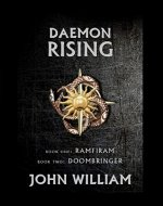 Daemon Rising - Book One: Ramfiram & Book Two: DoomBringer - Book Cover