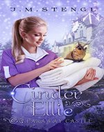 Cinder Ellie - Book Cover