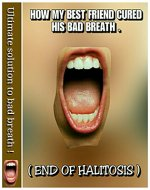 How my best friend cured his bad breath. - Book Cover