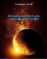 Developmental Universality And Unity Of The Universe - Book Cover