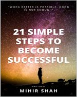 21 Simple Steps to Become Successful - Book Cover