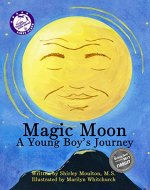 Magic Moon: A Young Boy's Journey (Vol. 1) - Book Cover