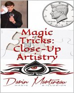 Magic Tricks: Close-Up Artistry - Book Cover