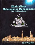 World Class Maintenance Management: The 12 Disciplines - Book Cover