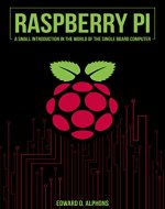 Raspberry Pi:  A small introduction in the world of the Single Board Computer - Book Cover