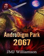 AndroDigm Park 2067 - Book Cover