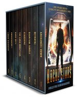 Rogue Stars: 8 Novels of Space Exploration and Adventure - Book Cover