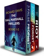 The Saul Marshall Thrillers: Books 1-3: (The Saul Marshall Thrillers Boxset) - Book Cover