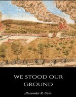 We Stood Our Ground - Book Cover