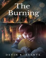 THE BURNING - Book Cover