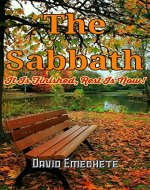 The Sabbath: It is Finished, Rest Is Now - Book Cover