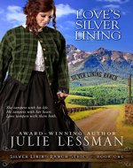 Love's Silver Lining (Silver Lining Ranch Series Book 1) - Book Cover