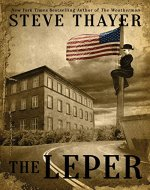 The Leper - Book Cover