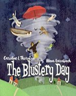 The Blustery Day - Book Cover