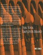 Fuel Your Employer Brand - Book Cover