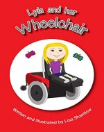 Lyla and her Wheelchair - Book Cover