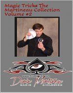 Magic Tricks The Martineau Collection Volume #2 - Book Cover