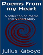 Poems from my Heart: A collection of Poems and A Short Story (Rhythm of my mind Book 1) - Book Cover