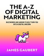 The A-Z of Digital Marketing - Book Cover