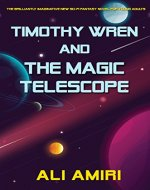 TIMOTHY WREN AND THE MAGIC TELESCOPE - Book Cover
