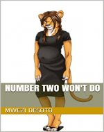 Number Two Won't Do - Book Cover