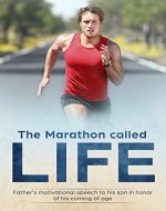 The Marathon called LIFE - Book Cover