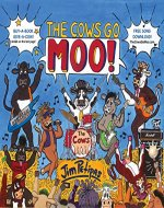 The Cows Go Moo! - Book Cover