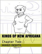 Kings of New Africana: Chapter Two - Book Cover