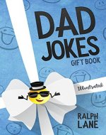 Dad Jokes: Gift Book - Book Cover